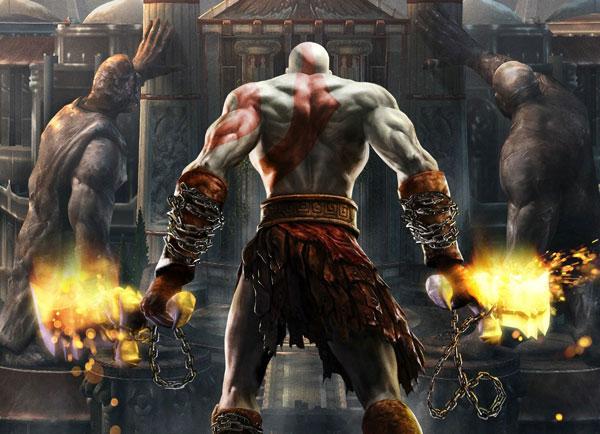 God of War IV, podría salir a la venta en septiembre de 2012