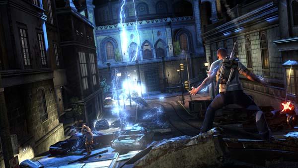 InFamous 2, ya disponible la demo de este esperado juego de acción