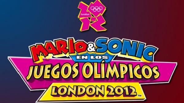 Mario & Sonic en los Juegos Olímpicos – London 2012, vuelven Mario y Sonic a las olimpiadas