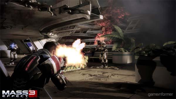 Mass Effect 3, primeras capturas y nueva información de esta tercera entrega