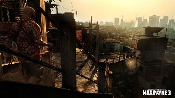 Max Payne 3, nuevas imágenes de esta aventura de acción