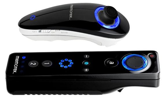 Memorex Plus Combo, nuevos mandos de Nintendo Wii a la venta