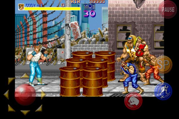 Los clásicos Final Fight y 1943 se incorporan a las recreativas de Capcom para iPhone