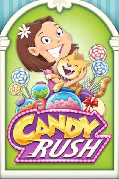 Candy Rush,  descarga gratis por tiempo limitado este juego para iPhone, iPad y iPod Touch