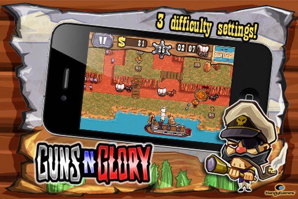 Descarga gratis juegos para iPhone y iPod Touch por tiempo limitado