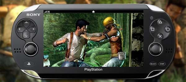 NGP, más novedades sobre el lanzamiento de PSP2 y sus primeros juegos