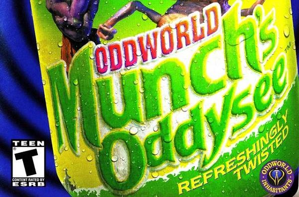 Oddworld: Munch's Odysee, la vuelta de este clásico a PlayStation 3 será en octubre