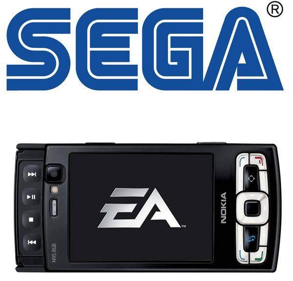 Ofertas en muchos juegos de Sega y EA durante Semana Santa para iPhone y Xbox 360