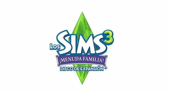 Los Sims 3 ¡Menuda Familia!, la cuarta expansión de Los Sims 3 llegará en verano