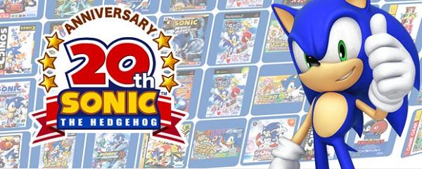 Sonic Generations, el famoso erizo vuelve en su 20 cumpleaños