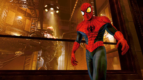 Spiderman: Edge of Time, imágenes y vídeo del juego de acción de este superhéroe