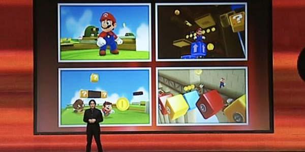 Super Mario 3DS, nuevos datos que confirman que saldrá este año