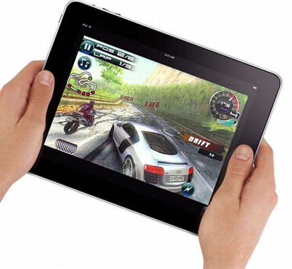 Tabletas y videojuegos, la mayoría de los usuarios utilizan su tableta para jugar