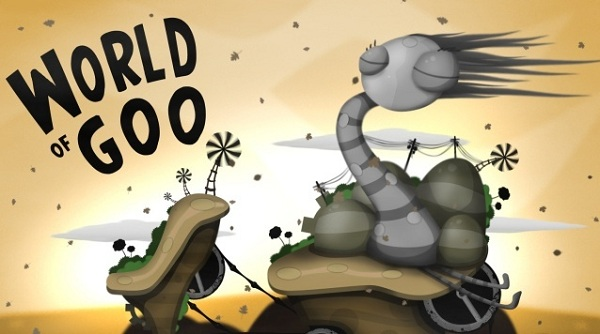 World of Goo, muy pronto estará disponible en iPhone este juego de puzzles