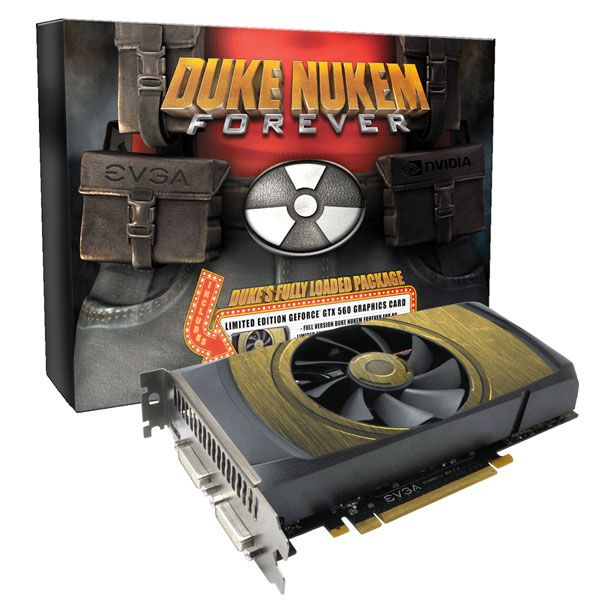 Duke Nukem Forever, desvelado el contenido de la edición especial «Fully Loaded»
