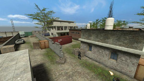 Crean un nuevo mapa para Counter Strike basado en la muerte de Bin Laden