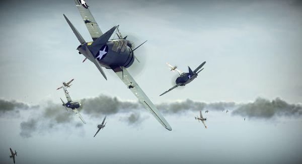 Birds of Steel, Konami anuncia este nuevo juego de aviones basado en La Segunda Guerra Mundial