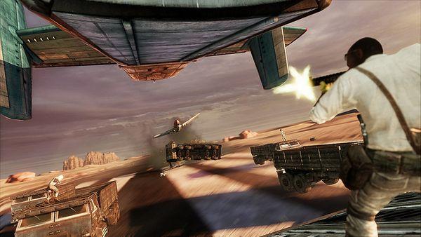 Uncharted 3: La traición de Drake, todo sobre la demo multijugador de este juego de acción