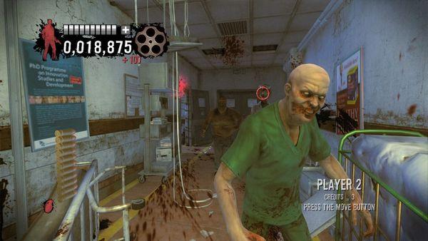 The House of the Dead: Overkill, este juego de zombis llegará a PS3 en octubre