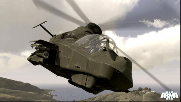 Armed Assault 3, el juego de disparos llegará en verano de 2012 sólo para PC