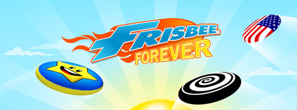 Frisbee Forever, descarga gratis el nuevo juego de habilidad para Iphone, Ipad y Ipod