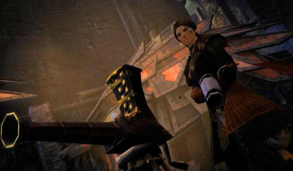 Guild Wars 2, se presenta el Ingeniero, una nueva clase de personaje para este juego de rol