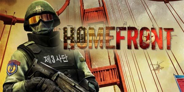 Homefront, lanzan su primera actualización y preparan un contenido descargable