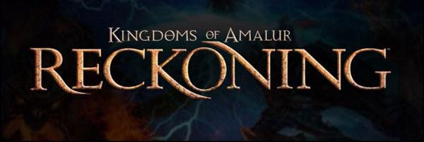 Kingdoms of Amalur: Reckoning, primer vídeo del juego de rol