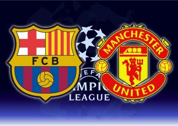 Barcelona vs Manchester, el Barí§a pierde la final de la Champions contra el Manchester United