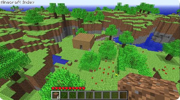 Minecraft el juego de construccin y supervivencia saldr primero