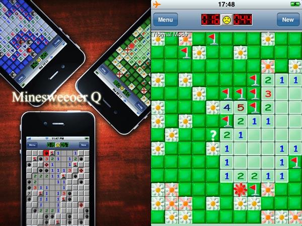 Minesweeper Q, descarga y juega gratis al clásico Buscaminas, en iPhone y iPad
