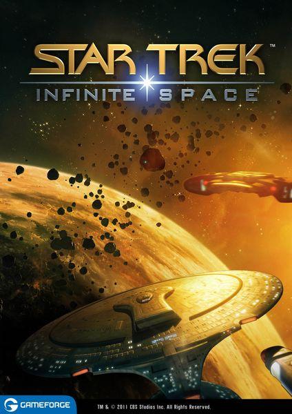 Star Trek: Infinite Space, anunciado este nuevo juego en línea basado en el universo Star Trek