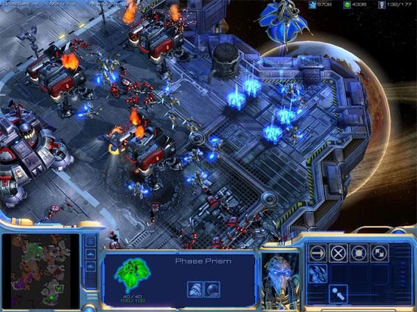 Starcraft II, descarga el parche gratuito 1.3.3 para equilibrar el juego y arreglar fallos