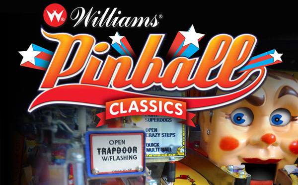 Williams Pinball Classics, confirmada la fecha de lanzamiento del juego de habilidad
