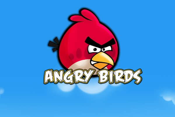 Angry Birds, se anuncia la llegada de Angry Birds para la tableta BlackBerry PlayBook