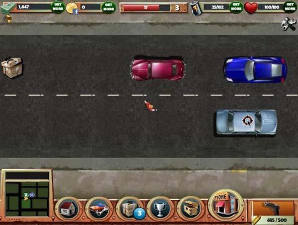 Auto Hustle, el juego gratuito para Facebook al más puro estilo GTA