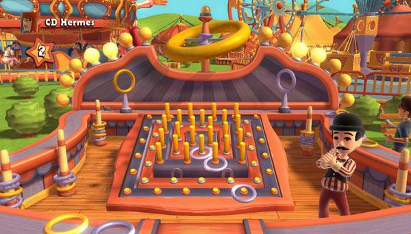 Carnival Games: En Acción, minijuegos para toda la familia con el sistema Kinect