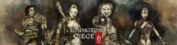 Dungeon Siege, nuevo vídeo del modo cooperativo de la tercera entrega de la saga de rol