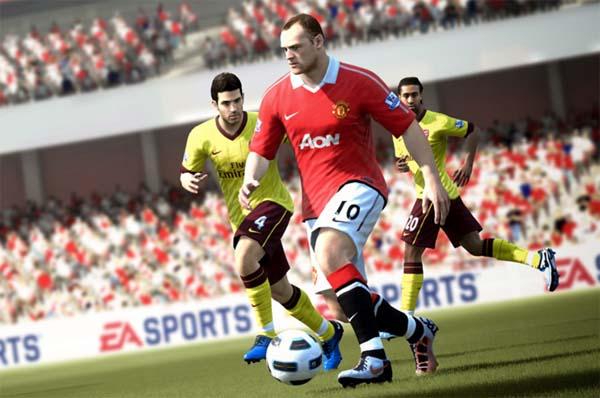 FIFA 12, primer vídeo y nuevas imágenes que muestran sus novedades