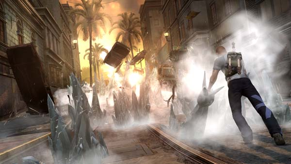 Infamous 2, descarga gratis su demo en PlayStation 3
