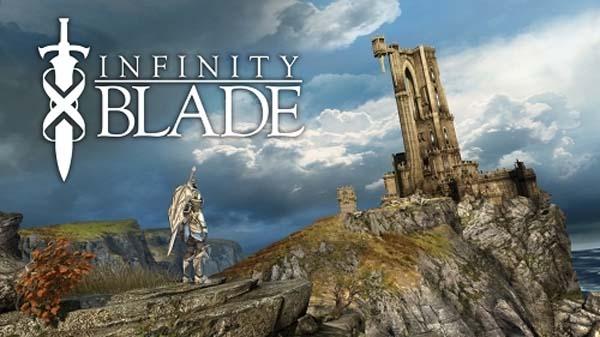 Infinity Blade, descarga gratis el modo multijugador para el título de iPhone Arena Pack