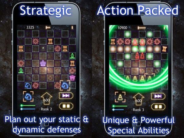 Knight Defense, descarga gratis juegos para iPhone, iPad y iPod Touch por tiempo limitado