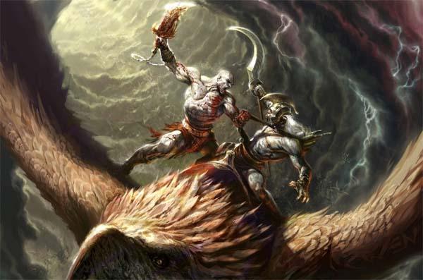 God of War IV, la nueva aventura de Kratos llegará en 2012 con modo online