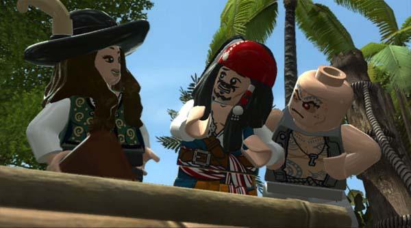 Lego Piratas del Caribe, nuevo vídeo donde se ve la versión Lego de Penélope Cruz