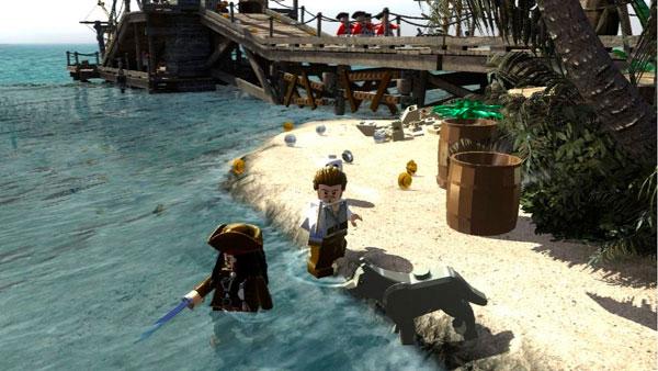 LEGO Piratas del Caribe, ya está lista la demo del juego para descargar gratis desde Xbox Live
