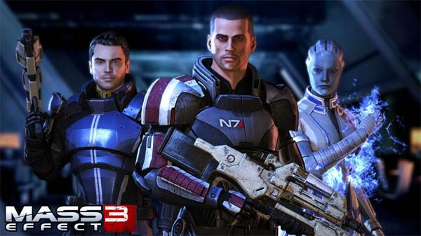 Mass Effect 3, retrasado hasta 2012