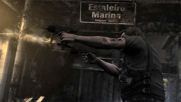 Max Payne 3, nuevas capturas en las que aparece Max en acción