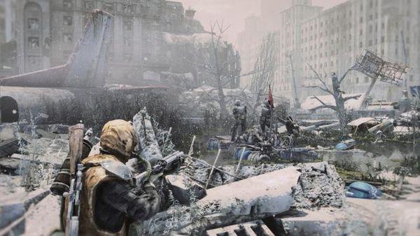 Metro: Last Light, primer trailer de la secuela del juego de acción Metro 2033