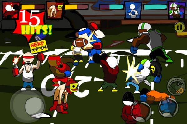 Faceless Gangsters, descarga gratis juegos para iPhone, iPad y iPod Touch por tiempo limitado