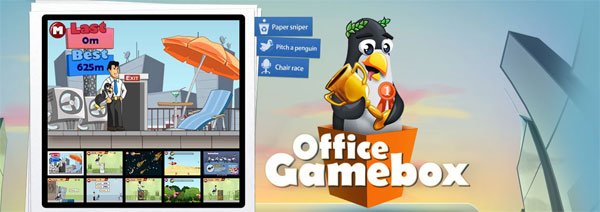 Office Gamebox, descarga gratis este juego para iPhone, iPad y iPod por tiempo limitado